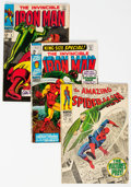Silver Age (1956-1969):Superhero, Marvel Silver Age Group (Marvel, 1968-90) Condition: Average VG-.... (Total: 38 )