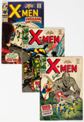 Silver Age (1956-1969):Superhero, X-Men Group of 12 (Marvel, 1967-86) Condition: Average VG-.... (Total: 12 )