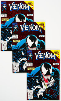 Venom: Lethal Protector #1 Group of 45 (Marvel, 1993) Condition: Average NM.... (Total: 45 Comic Books)