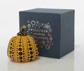 Collectible:Contemporary, Yayoi Kusama X MoMa. Pumpkin (Yellow), n.d.. Painted cast resin. 4 x 3-1/4 x 3-1/4 inches (10.2 x 8.3 x 8.3 cm). Open Ed...