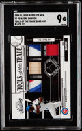 Baseball Cards:Singles (1970-Now), 2004 Playoff Absolute Memorabilia Tools Of The Trade Andre DawsonQuad Material Relic #TT-70 SGC Mint 9 - Serial #'d 1/1....