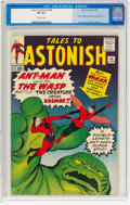 Silver Age (1956-1969):Superhero, Tales to Astonish #44 (Marvel, 1963) CGC VF 8.0 Off-white pages....