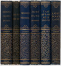 Books:Mystery & Detective Fiction, Anna Katharine Green. Group of Six Putnam Books in Cloth. New York: [1888-1898]. First editions, one signed and one inscribe... (Total: 6 Items)