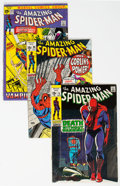 Bronze Age (1970-1979):Superhero, The Amazing Spider-Man Group of 51 (Marvel, 1969-83) Condition:Average VG.... (Total: 51 Items)