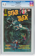 Bronze Age (1970-1979):Science Fiction, Star Trek #33 File Copy (Gold Key, 1975) CGC NM- 9.2 Off-white to white pages....