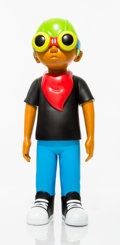 Collectible:Contemporary, Hebru Brantley (American, b. 1981). Flyboy, 2018. Painted cast vinyl. 18 x 7 x 5 inches (45.7 x 17.8 x 12.7 cm). Stamped...