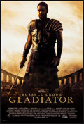 """Movie Posters:Action, Gladiator (Universal, 2000). Rolled, Very Fine. One Sheet (27"""" X 40"""") DS. Action...."""