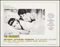 """Movie Posters:Comedy, The Graduate (Embassy, 1968). Rolled, Very Fine. Half Sheet (22"""" X28""""). Comedy...."""