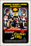 "Movie Posters:Sexploitation, Madam Kitty (Trans American, 1976). Very Fine- on Linen. One Sheet(27"" X 41""). Sexploitation...."