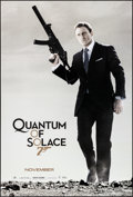 """Movie Posters:James Bond, Quantum of Solace (MGM, 2008). Rolled, Very Fine/Near Mint. One Sheet (26.75"""" X 39.75"""") SS, Advance. James Bond...."""