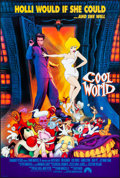 "Movie Posters:Animation, Cool World & Other Lot (Paramount, 1992). Rolled, Very Fine+. One Sheets (2) (26.75"" X 39.75"" & 27"" X 40"") SS. Animation.... (Total: 2 Items)"