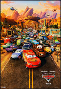 """Movie Posters:Animation, Cars & Other Lot (Buena Vista, 2006). Rolled, Very Fine/NearMint. One Sheets (2) (26.75"""" X 39"""" & 27"""" X 40"""") SS, Advance.An... (Total: 2 Items)"""