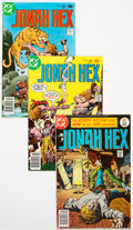Bronze Age (1970-1979):Western, Jonah Hex Group of 8 (DC, 1977-78) Condition: Average VF/NM.... (Total: 8 Comic Books)