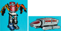 Animation Art:Color Model, Challenge of the GoBots Color Model Cels Group of 2 (Hanna-Barbera, 1984).... (Total: 2 Items)