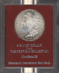 Redfield Dollars, 1889-S $1 MS64 NGC. NGC Census: (1354/271). PCGS Population: (2382/837). CDN: $450 Whsle. Bid for problem-free NGC/PCGS MS6...