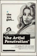 """Movie Posters:Foreign, The Artful Penetration (Audubon, 1969) Folded, Fine+. One Sheet (27"""" X 41""""). Foreign...."""