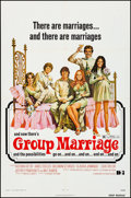 """Movie Posters:Sexploitation, Group Marriage & Other Lot (Dimension, 1973) Folded, Overall:Very Fine-. One Sheets (3) (27"""" X 41""""). Sexploitation.... (Total: 3Items)"""
