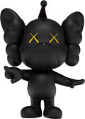Fine Art - Work on Paper, KAWS (b. 1974). JPP (Black), 2008. Painted cast vinyl. 7-3/4x 5 x 3 inches (19.7 x 12.7 x 7.6 cm). Stamped on the under...