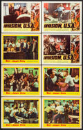 """Movie Posters:Exploitation, Riot in Juvenile Prison & Other Lot (United Artists, 1959)Overall: Very Fine-. Lobby Cards (28) (11"""" X 14""""). Exploitation....(Total: 28 Items)"""