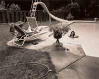Adam D. DeKraker (American, 20th century) Untitled from the series Intimate Distance, 2005