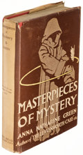 Books:Mystery & Detective Fiction, Anna Katharine Green. Masterpieces of Mystery. New York: 1913. First edition, together with a first edition of ... (Total: 2 Items)