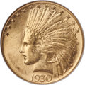 Indian Eagles, 1930-S $10 MS64 NGC....