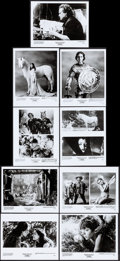 """Movie Posters:Fantasy, Legend & Other Lot (Universal, 1986) Very Fine+. Photos (16) & Behind the Scenes Photo (8"""" X 10""""). Fantasy.... (Total: 17 Items)"""