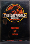 """Movie Posters:Science Fiction, The Lost World: Jurassic Park (Universal, 1997). Very Fine. Lenticular One Sheet (27"""" X 40""""). Science Fiction...."""