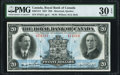 Canadian Currency, Montreal, PQ- Royal Bank of Canada $20 3.1.1927 Ch.# 630-14-12 PMG Very Fine 30 EPQ.. ...