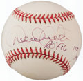 "Autographs:Baseballs, 1996 Derek Jeter ""ROY 96"" Single Signed Limited Edition Baseball ..."