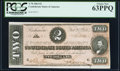 Confederate Notes:1864 Issues, T70 $2 1864 PCGS Choice New 63PPQ.. ...