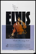 """Movie Posters:Elvis Presley, That's the Way It Is (MGM, 1971). One Sheet (27"""" X 41""""). MusicalBiography. Starring Elvis Presley. Directed by Denis Sander..."""