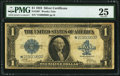Large Size:Silver Certificates, Fr. 239* $1 1923 Silver Certificate PMG Very Fine 25.. ...
