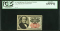 Fractional Currency:Fifth Issue, Fr. 1308 25¢ Fifth Issue PCGS Gem New 65PPQ.. ...