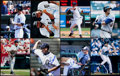 Autographs:Photos, Detroit Tigers Signed Photograph Lot of 20.... (Total: 20 items)