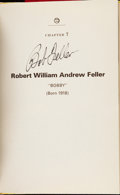 Baseball Collectibles:Publications, Great Baseball Pitchers Multi-Signed...