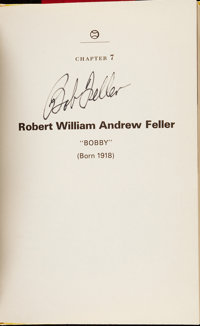 Great Baseball Pitchers Multi-Signed Book (5 Signatures)