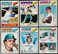 Baseball Cards:Sets, 1977 Topps Baseball Near Set (658/660). ...
