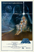 Movie Posters:Science Fiction, Star Wars (20th Century Fox, 1977). Very Fine on Paper.