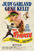 "Movie Posters:Musical, The Pirate (MGM, 1948). Very Fine- on Linen. One Sheet (27"" X 41""). Musical.. ..."