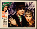 """Movie Posters:Romance, The Devil is a Woman (Paramount, 1935). Very Fine-. Lobby Card (11"""" X 14"""").. ..."""