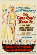 "Movie Posters:Comedy, The Girl Can't Help It (20th Century Fox, 1956). Folded, Fine+.British Double Crown (20"" X 30"").. ..."
