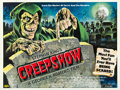 Movie Posters:Horror, Creepshow (Warner Brothers, 1982). Folded, Very Fine-....