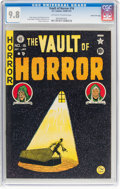 Golden Age (1938-1955):Horror, Vault of Horror #16 Gaines File Pedigree 3/11 (EC, 1950) CGC NM/MT 9.8 Off-white to white pages....