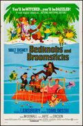 """Movie Posters:Animation, Bedknobs and Broomsticks (Buena Vista, 1971). Folded, Fine/Very Fine. One Sheet (27"""" X 41""""). Animation.. ..."""