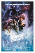 """Movie Posters:Science Fiction, The Empire Strikes Back (20th Century Fox, 1980). Rolled, Near Mint. One Sheet (27"""" X 41"""") Studio Version Style A, Roger Kas..."""