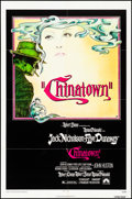 "Movie Posters:Mystery, Chinatown (Paramount, 1974). Folded, Very Fine-. One Sheet (27"" X41""). Jim Pearsall Artwork. Mystery.. ..."