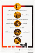 """Movie Posters:Action, Dog Day Afternoon (Warner Brothers, 1975). Folded, Very Fine-. OneSheets (2) (27"""" X 41"""") Styles A & B. Action.. ... (Total: 2Items)"""