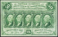 Fractional Currency:First Issue, Fr. 1312 50¢ First Issue Choice New.. ...