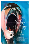 "Movie Posters:Rock and Roll, Pink Floyd: The Wall (MGM, 1982). Very Fine on Linen. One Sheet (27"" X 41""). Gerald Scarfe Artwork. Rock and Roll.. ..."